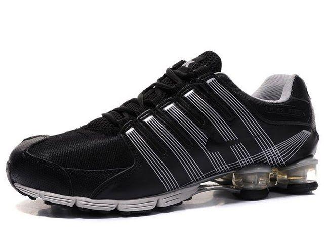 huge discount 33608 d4959 Men s Chaussures Nike Shox R4 Noir  Blanc  nike 12273  - €45.90   Nike
