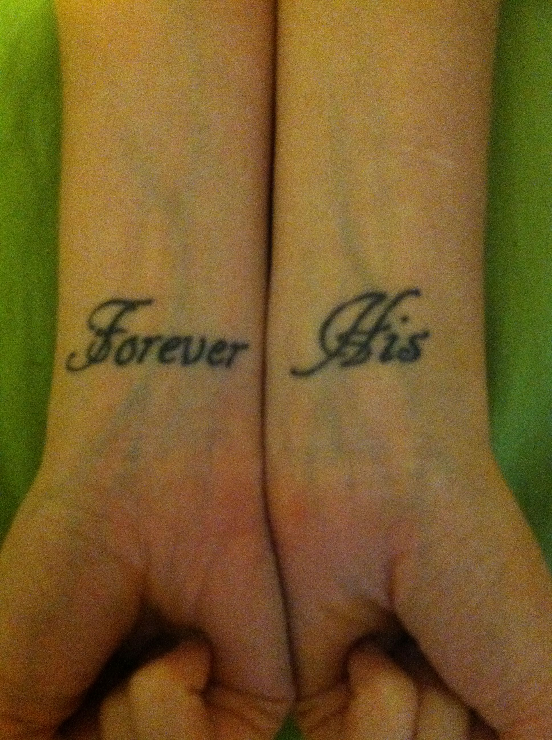 Matching his and hers tattoos | Tattoos | Pinterest
