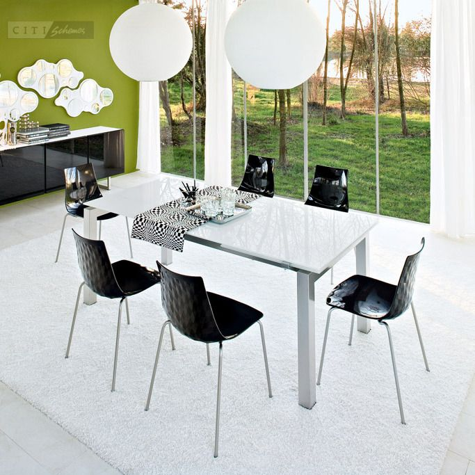 Dining Tables Calligaris Airport Extendable Table