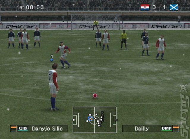 Pro Evolution Soccer 6 (PS2) | a | Pro evolution soccer, Evolution