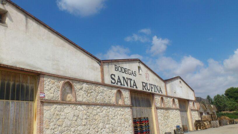 Bodegas Santa Rufina Cubillas De Santa Marta Bodegas Para