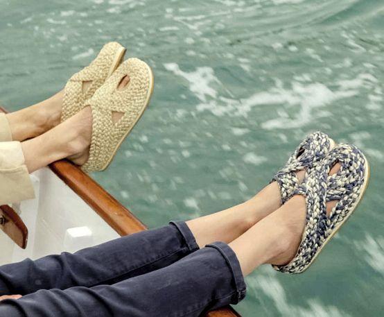 Yute De Unas Y Pla ZapatosDisenos Moda Sandalias 4Alpargatas SUMVpqzG
