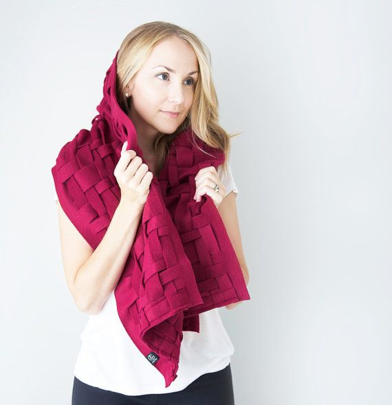 Wraps Shawls Oversized Scarf Handwoven by GreyMatterCollection