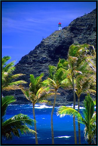 In Mansion Hawaii Beach | Makapuu Lighthouse - Photos of Hawaii Pictures