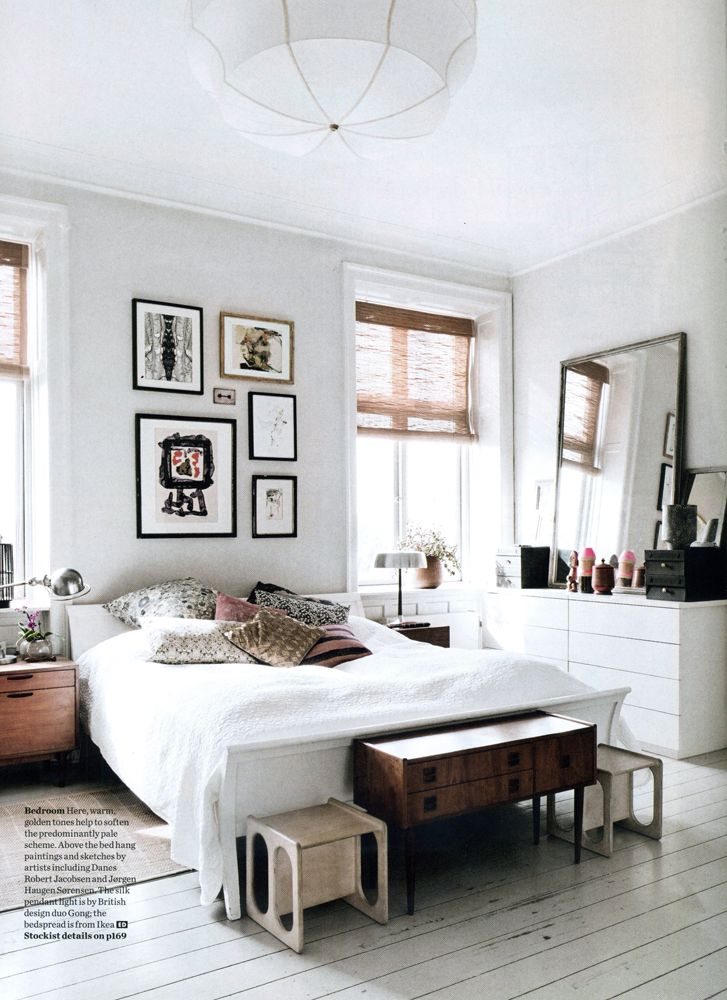 33 Ultra Cozy Bedroom Decorating Ideas For Winter Warmth: Natural Bedroom, Home Bedroom