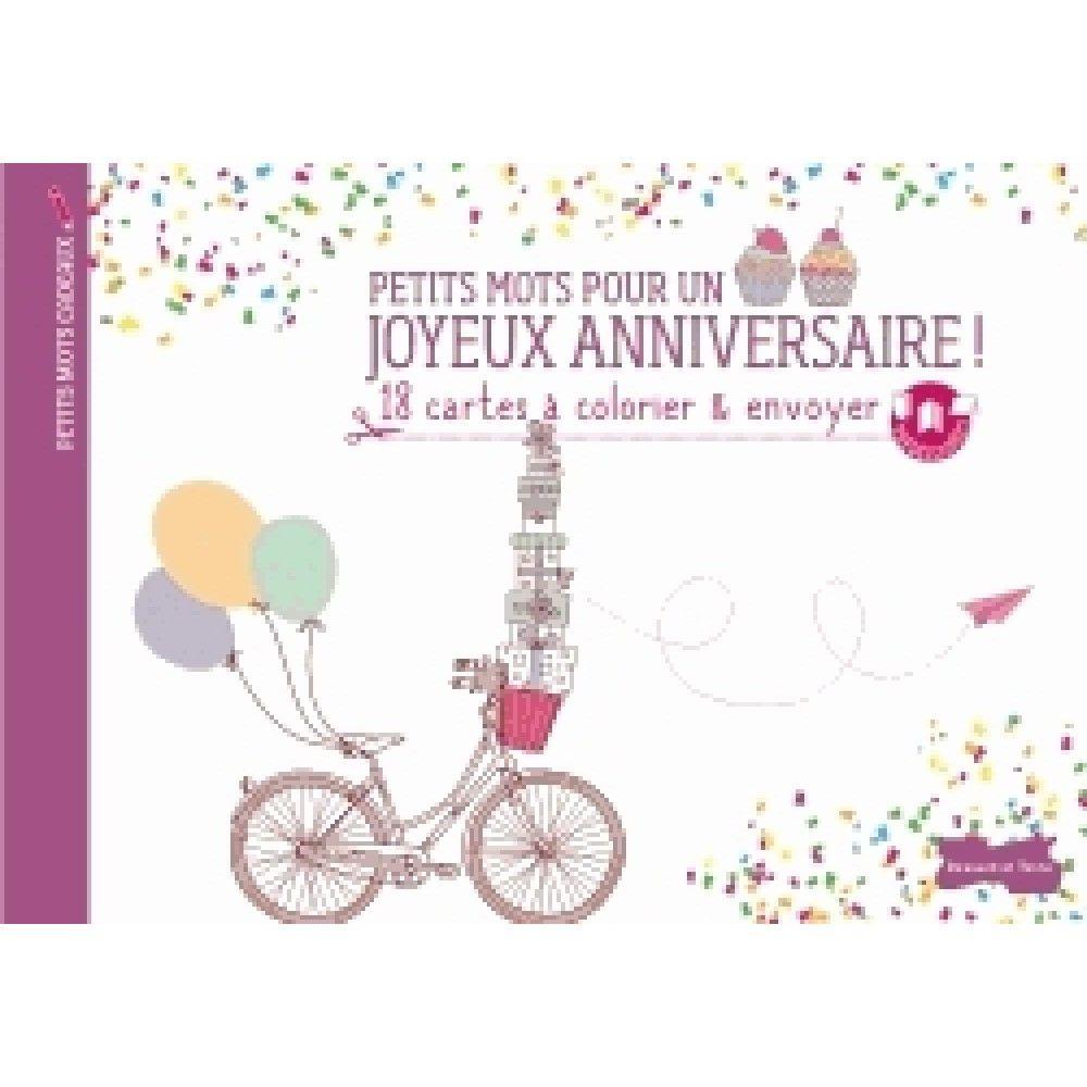 Mot Pour Joyeux Anniversaire Lovely Petits Mots Pour Un Joyeux Anniversaire 18 C Carte Anniversaire De Mariage Carte Invitation Anniversaire Carte Anniversaire