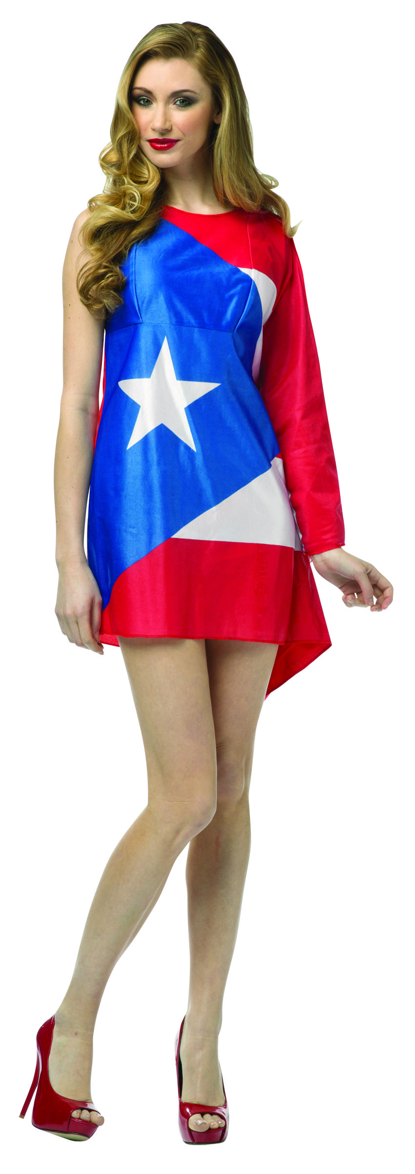 1973 Flag Dress Puerto Rico Need A Great Outfit For This Year S