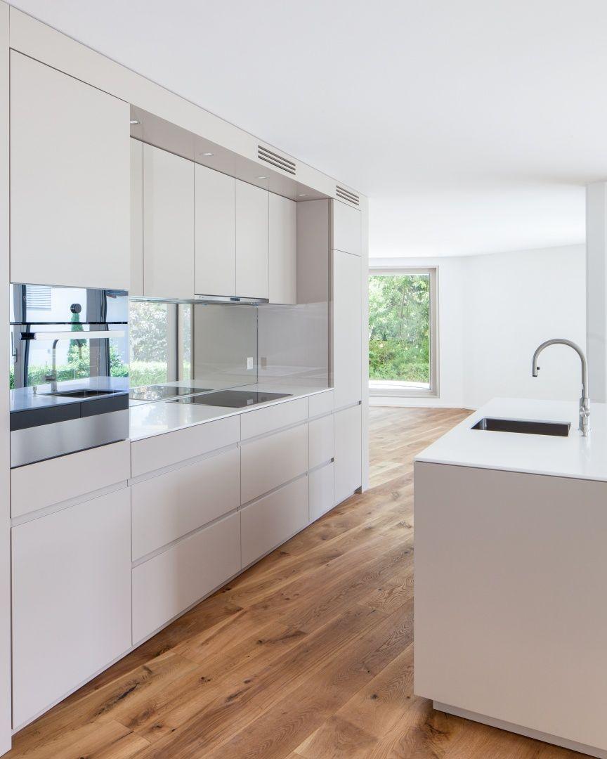 Kuche C Roman Keller Binzstr 12 Zurich Maisonette Wohnung Familien Haus Haus