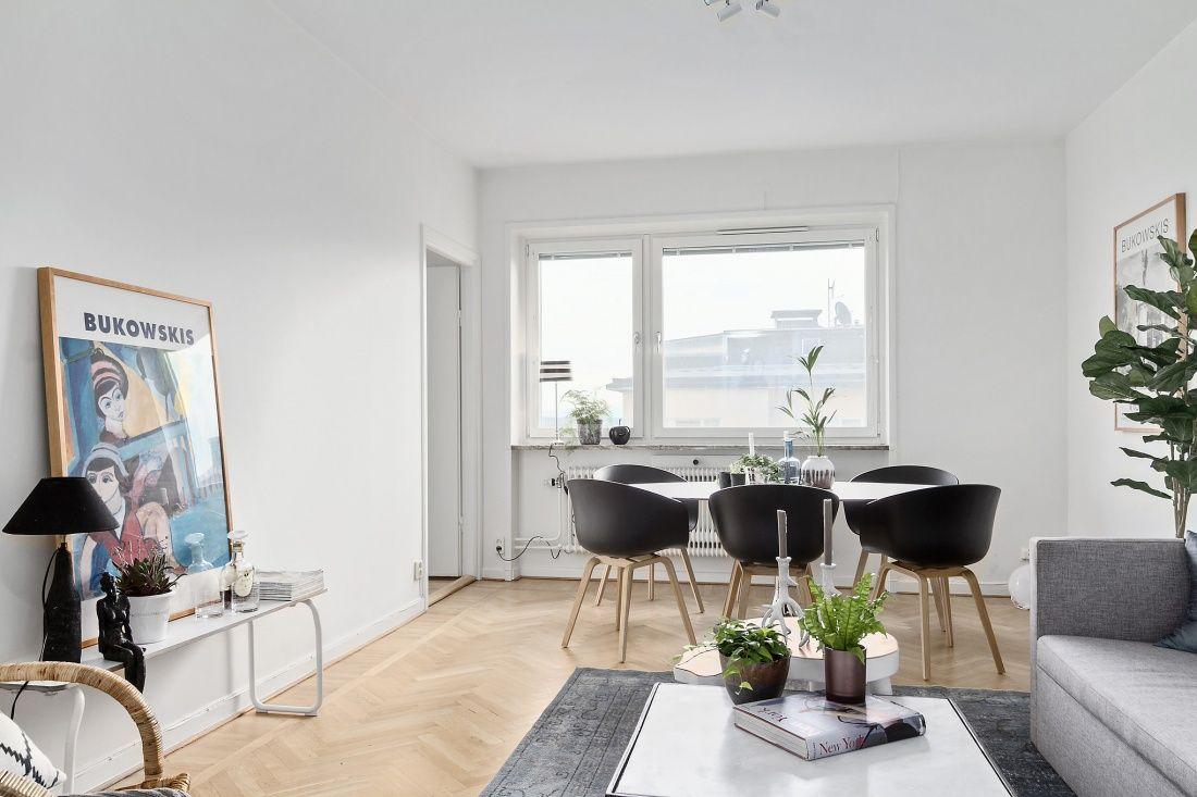 #homestyling #styling #livingroom #vardagsrum Ljus 3:a nära Gärdet | Move2