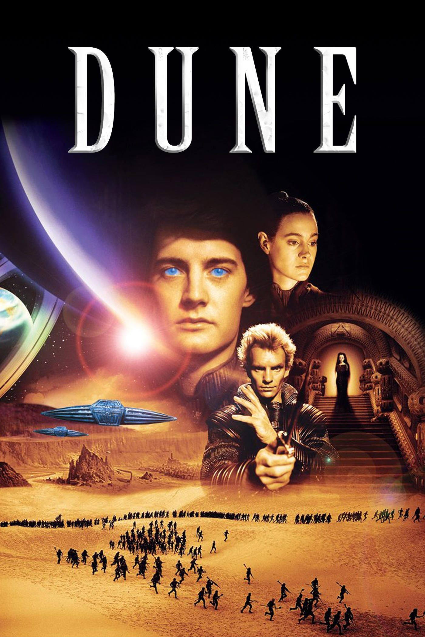 Dune movie poster - #poster, #bestposter, #fullhd, #fullmovie, #hdvix,  #movie720pIn the year 10,191, the world is at war for control of the desert  planet ...
