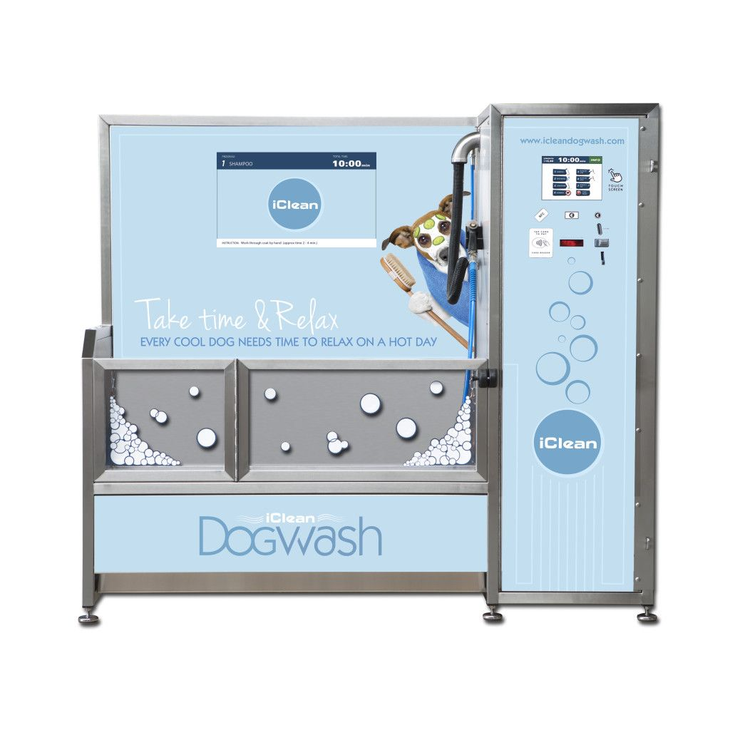If you want self serve dog wash service and you can buy dog machine from Iclean dog wash station. http://www.icleandogwash.nl/