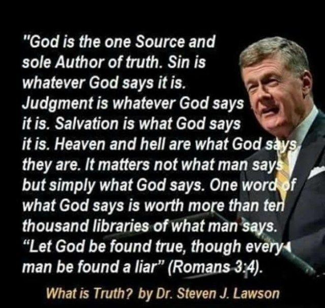 God is the one Source quote - Courageous Christian Father