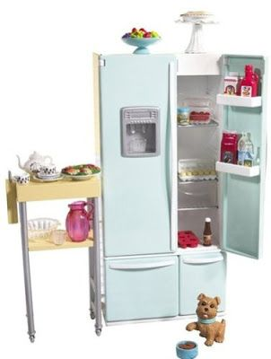 Inside The Barbie Craft Room: Realistic Barbie Furniture-Top Five Favorites #barbiefurniture