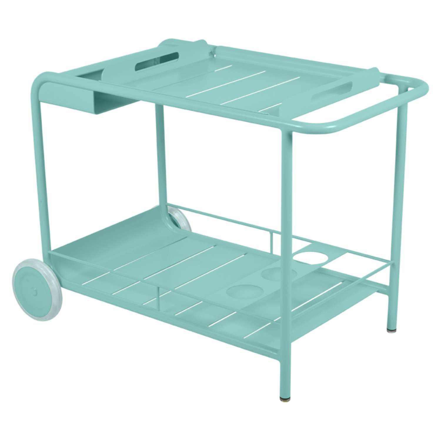 Luxembourg Bar Trolley | Bar trolley, Traditional bar carts and Bar ...