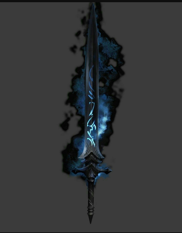 THE VENOM AND THE DEVIL(REVENGE X HIGHSCHOOL DXD) in 2019   Swords