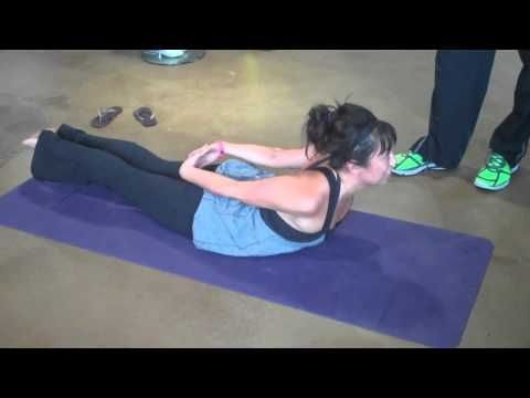 stretch 4 lower back locus pose strengthen spine http