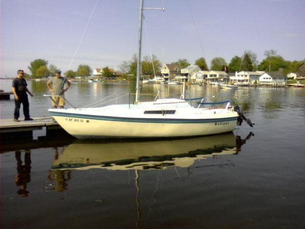 Mcgregor 22 Sailboat At Oak Orchard On Lake Ontario Sailing Boat Lake Ontario