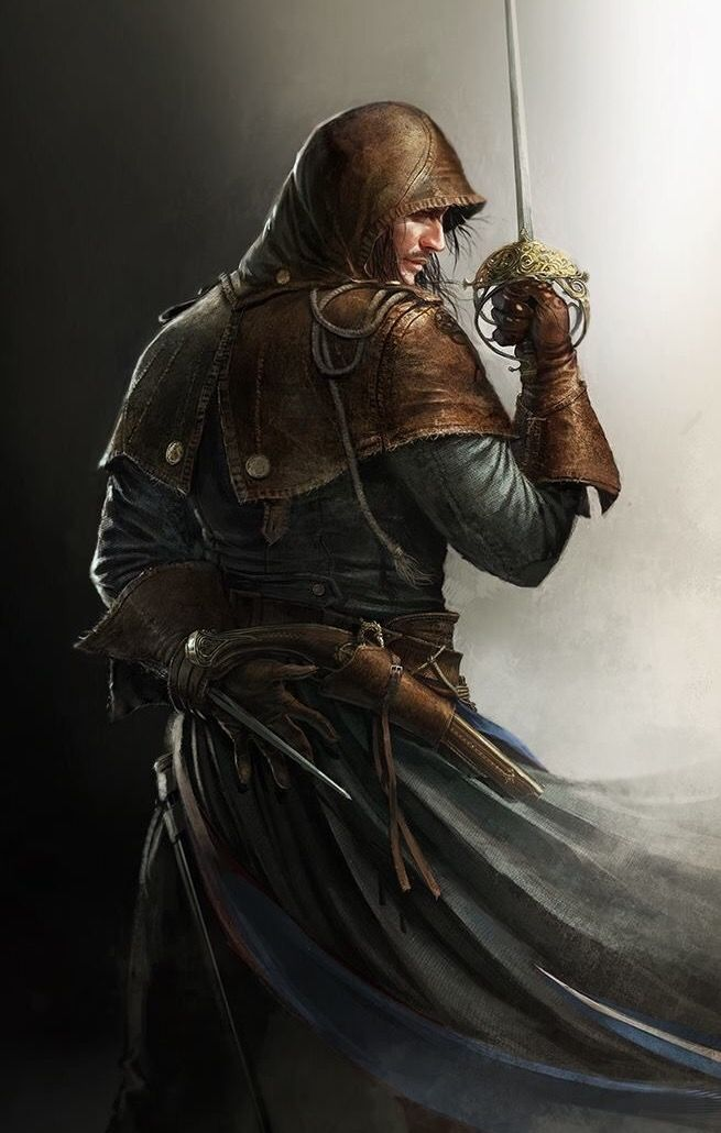 Duelist | Reference-steampunk in 2019 | Fantasy art, Fantasy