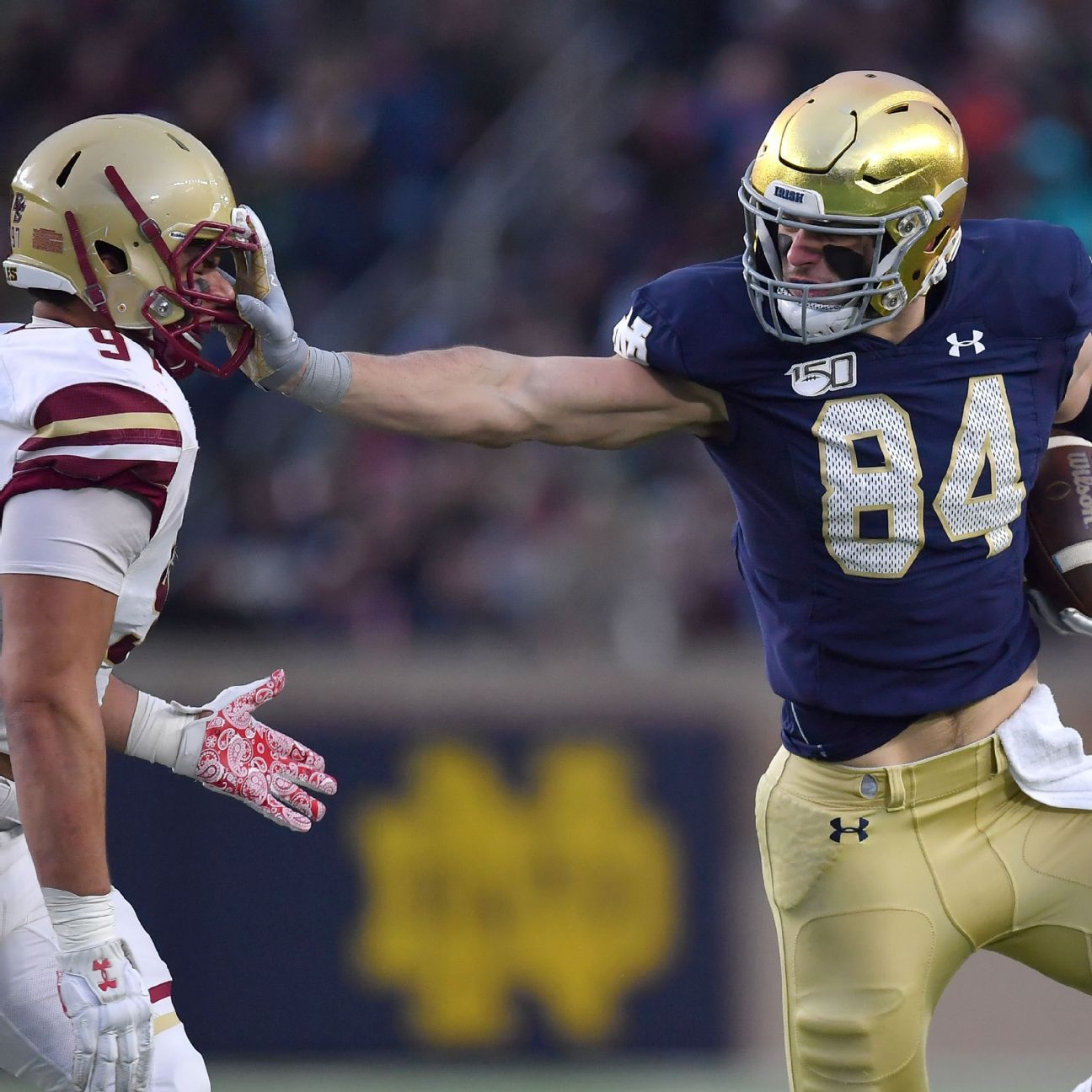Bears Now Have 10 Tight Ends After Drafting Kmet In 2020 Tight End Nfl Nfl Draft