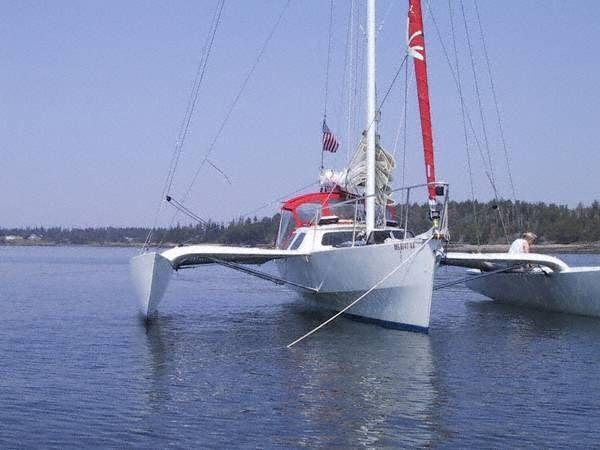 2000 Hammerhead 34 trimaran Sail Boat For Sale   www yachtworld com. 2000 Hammerhead 34 trimaran Sail Boat For Sale   www yachtworld