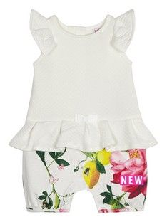 0cfc8687602b84 baker-by-ted-baker-baby-girls-quilted-romper-suit