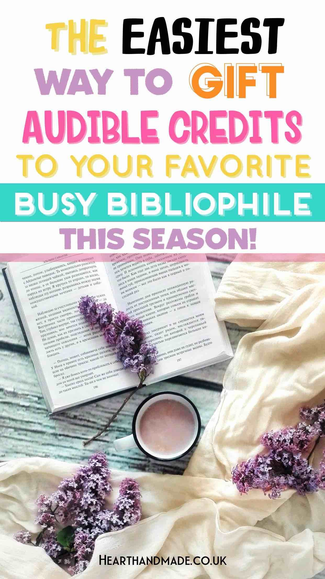 How to Gift An Audible Subscription, It's so easy! Buy