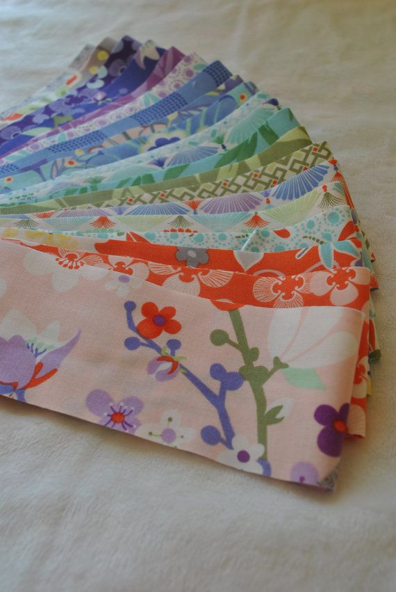 Good Fortune by Kate Spain Quilt Fabric Strips - 1 Jelly Roll 20