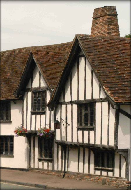 tudor homes pictures | Tudor Houses and Homes: Facts and Information