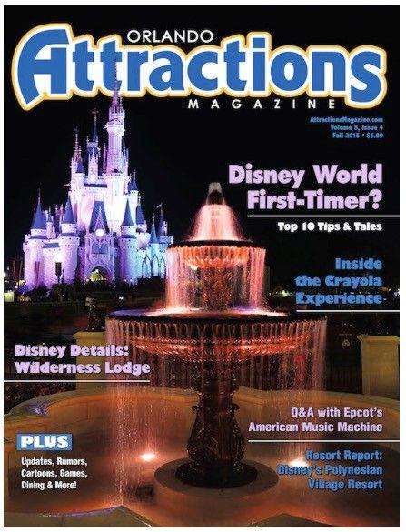 Orlando Attractions Magazine