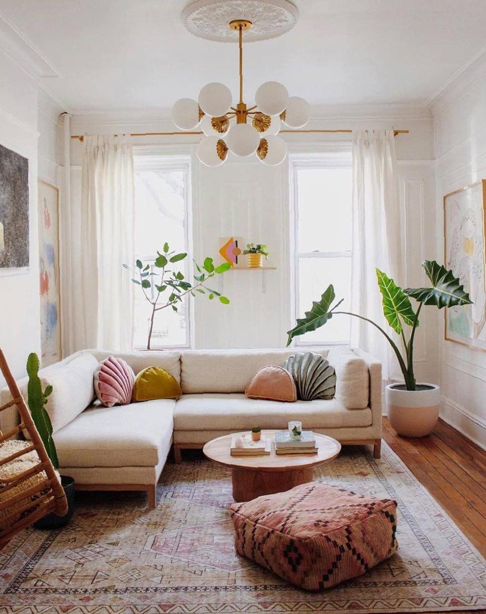 The Best Indoor Plants Decor Ideas Soshell Small Living Room Decor Living Decor Simple Living Room Designs