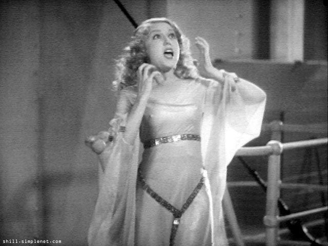 Fay Ray as Ann Darrow in King Kong...classic fashions ...