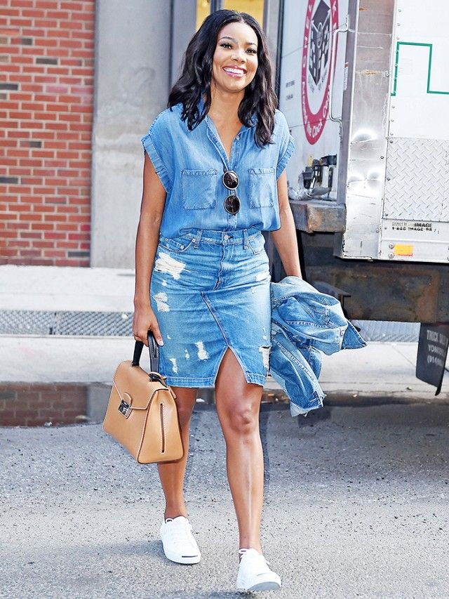 11 Realistic Outfit Ideas From Gabrielle Union, Jessica Alba, and ...