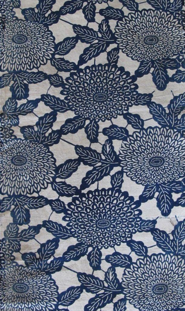 Patternbase Ben Banayan Japanese Indigo Resist Dyed Long