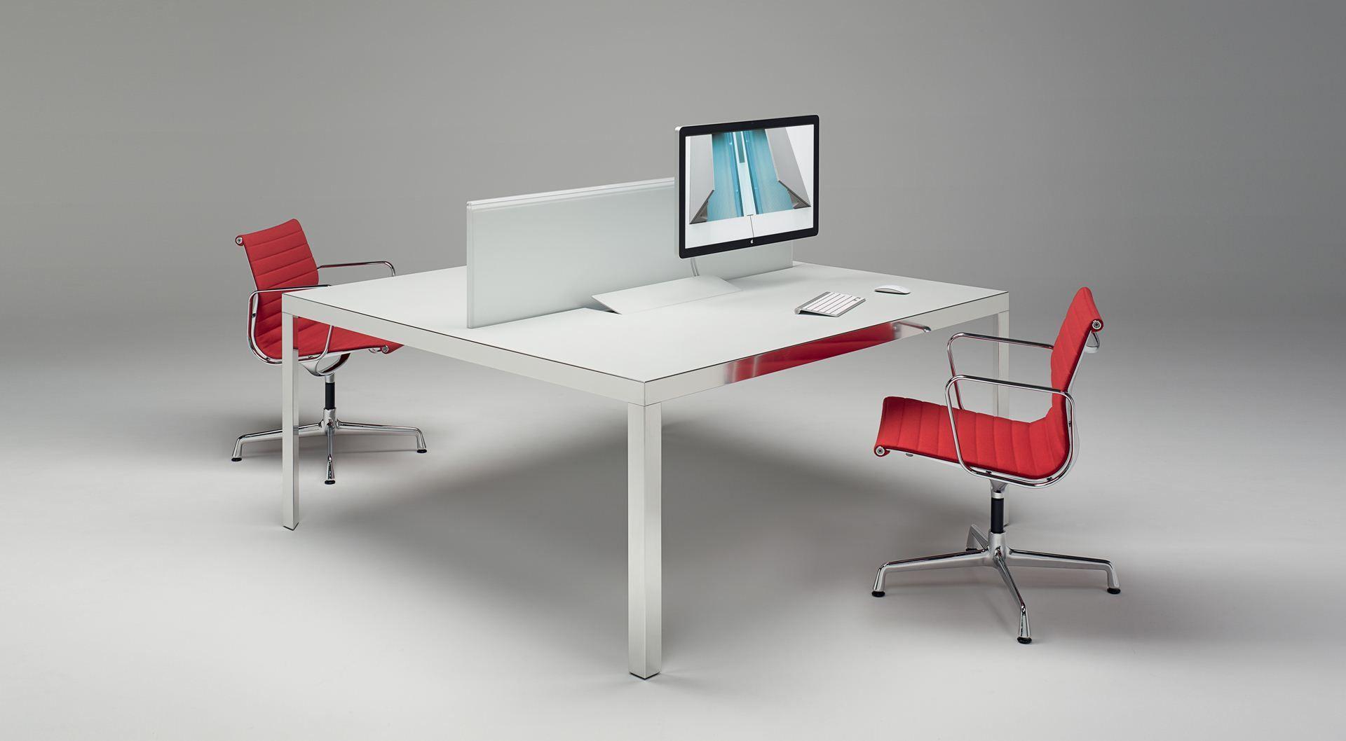 Naòs System | Sedia per ufficio, Ufficio rosso, Arredamento