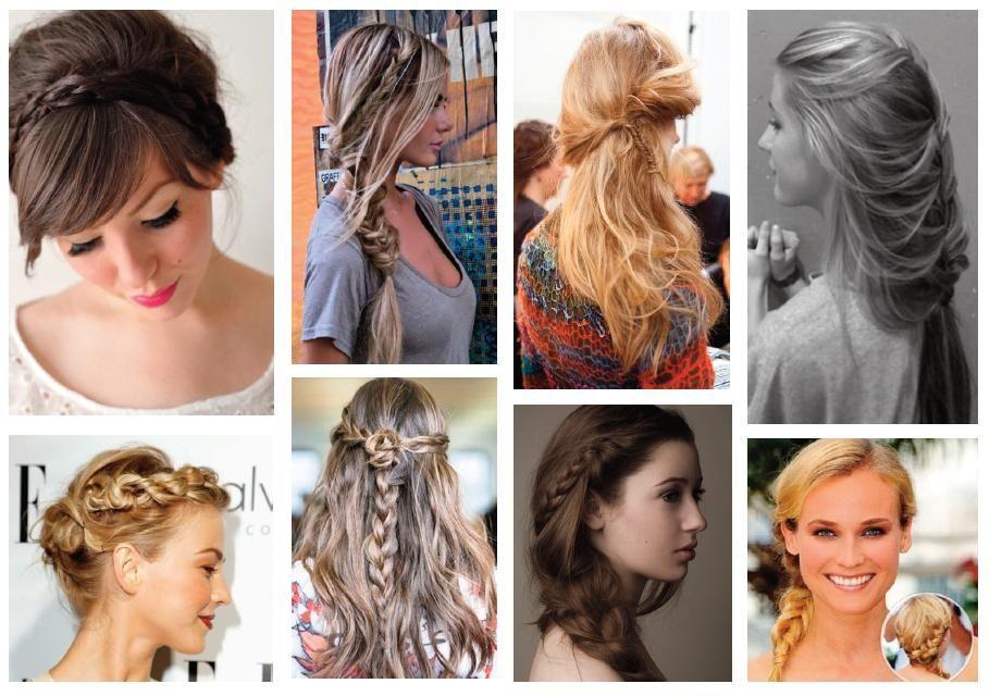 braid hairstyle, trenzas, recogidos, semi recogidos, cute , ghd ¡Ahorremos con estilo!