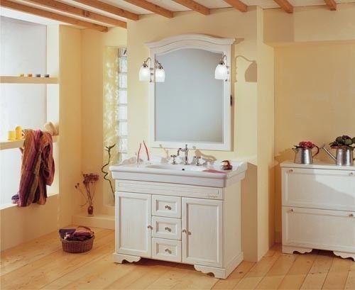 mobile bagno shabby chic - Cerca con Google | casa | Pinterest ...