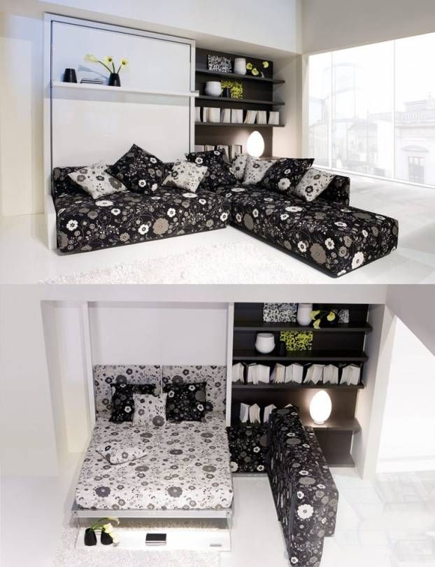 Smart Space Saving And Multi Purpose Furniture From Clei Space Saving Furniture Space Saving Beds Beds For Small Rooms