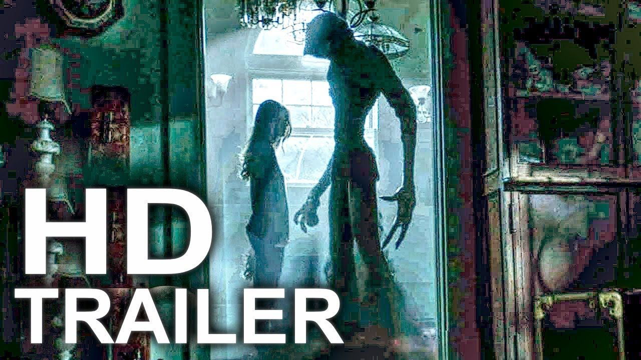 THE MIDNIGHT MAN Trailer 2 NEW (2017) Horror Movie HD