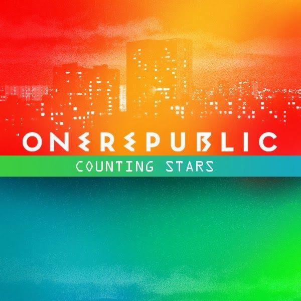 OneRepublic – Counting Stars (single cover art)