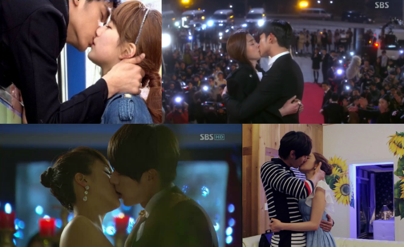 Most Memorable K-Drama Kiss Scenes, Round Two!   K-Drama Features ...