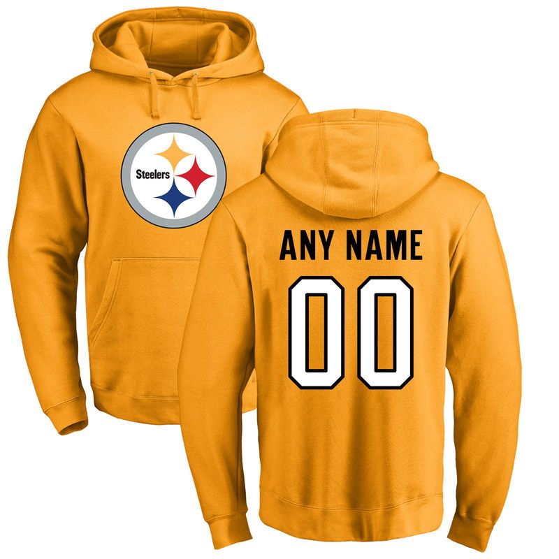 Cheap Pittsburgh Steelers NFL Pro Line Personalized Name & Number Logo  for sale