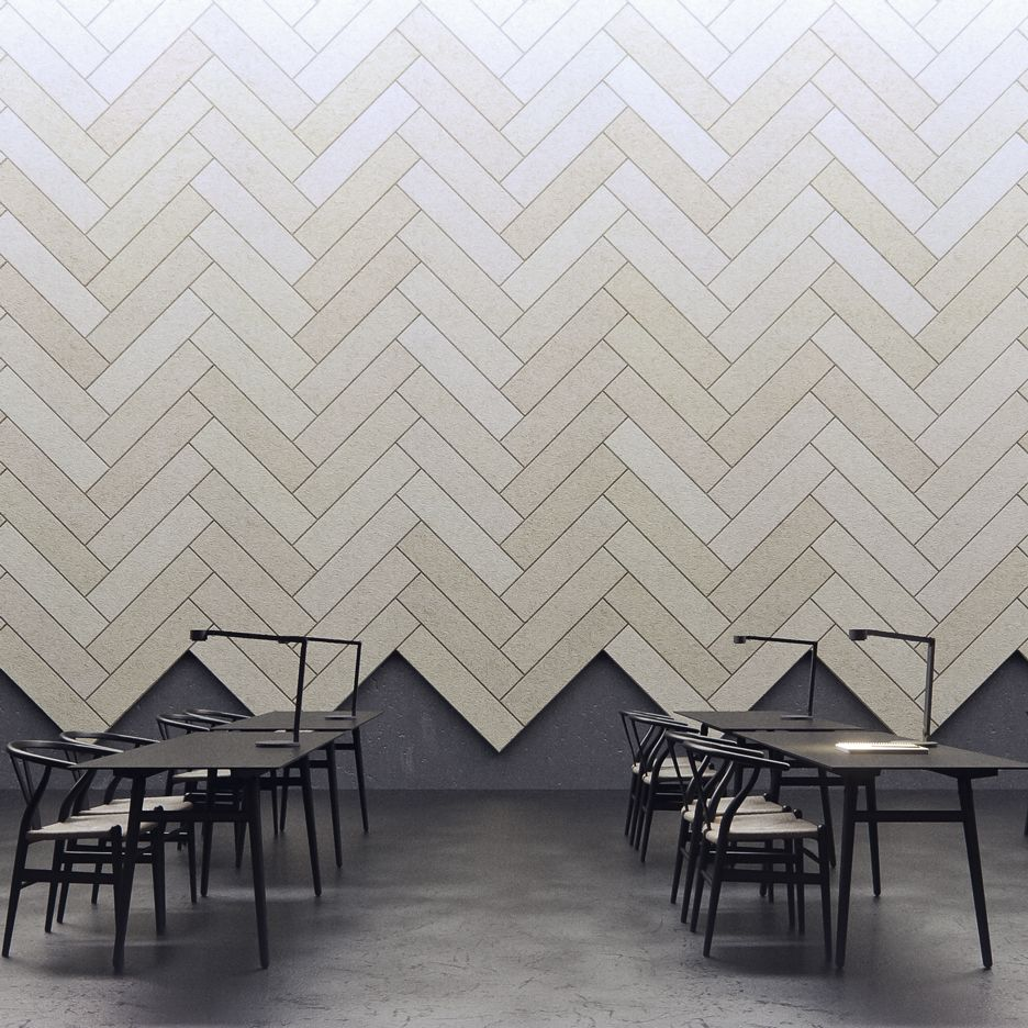 Form us with love expands baux acoustic panel range with - Architectural wood interior wall panels ...