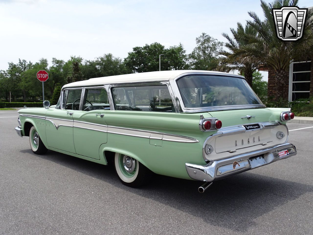 Pin By Roger D Maes On 1959 Edsel Edsel Fairlane 500 Fairlane