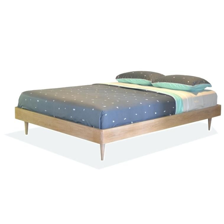 Comfortable Bed Frame Without Headboard Photos Unique Bed Frame