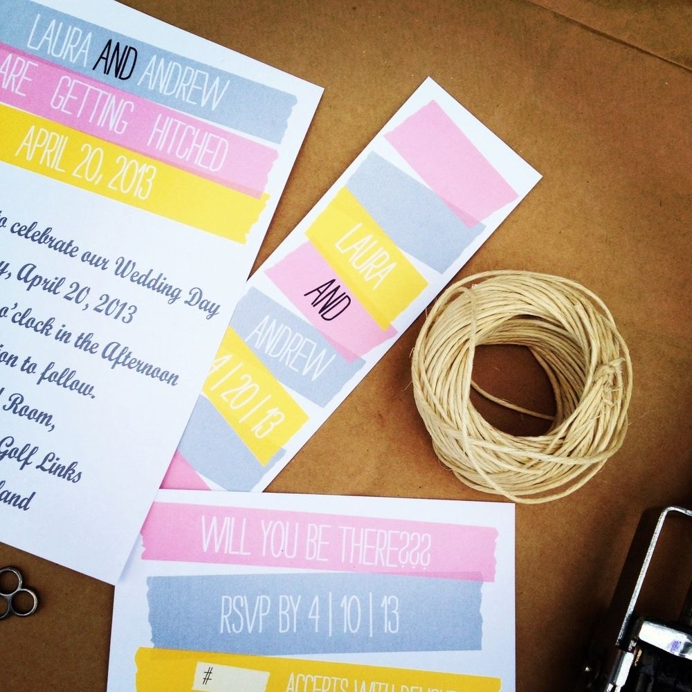 crafty washi tape diy wedding ideas wedding ideas pinterest