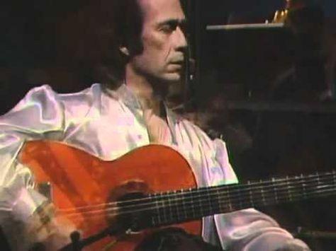 Paco De Lucía 1947 2014 En Su Concierto De Aranjuez 1991 Adagio Composición Para Guitarra Y Orquesta Del C Concierto De Aranjuez Concierto Paco De Lucia