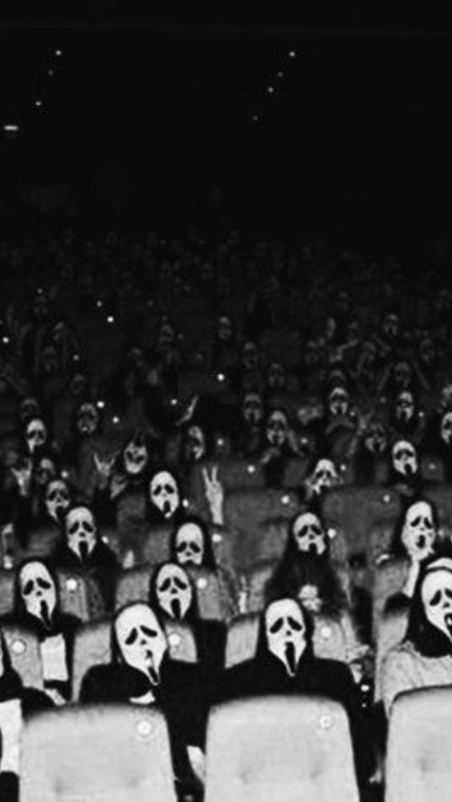 Ghost Ghost In 2020 Edgy Wallpaper Trippy Wallpaper Halloween Wallpaper Iphone