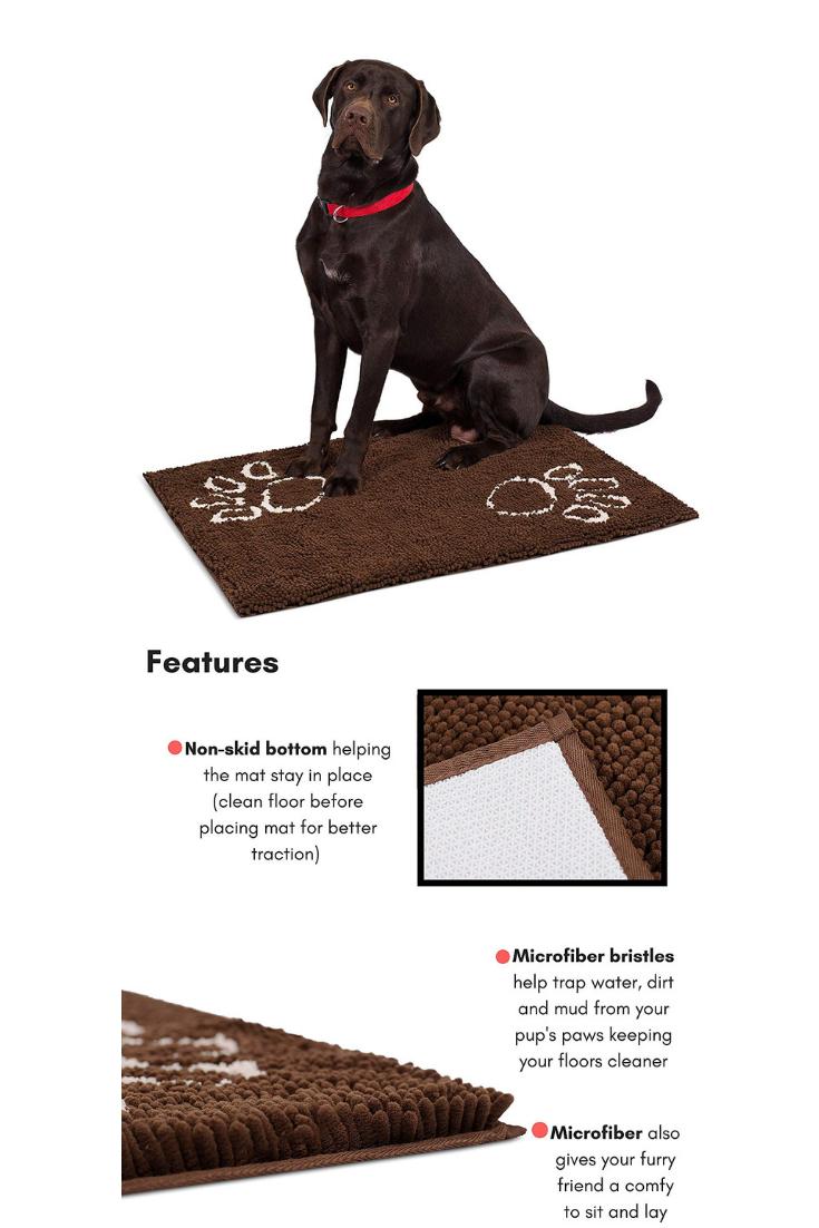 Best Chenille Dog Matdog beds amazonextra