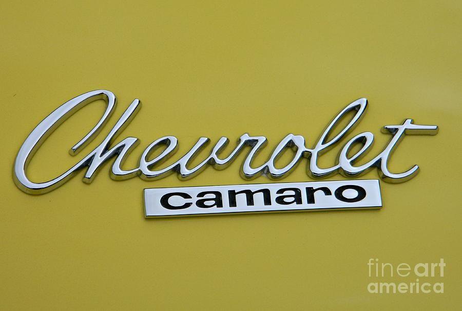 Camaro Logo Camaro Pinterest Chevrolet Camaro Chevrolet And Cars