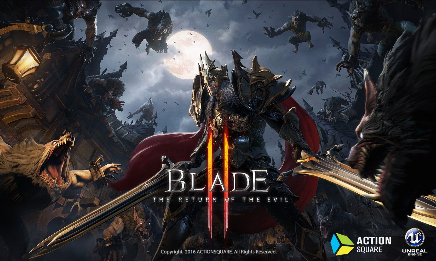 Blade 2 - Action RPG - Unreal Engine 4 - Mobile (Android/IOS